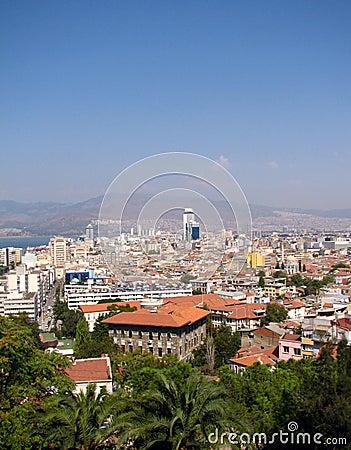 Ansicht von Izmir