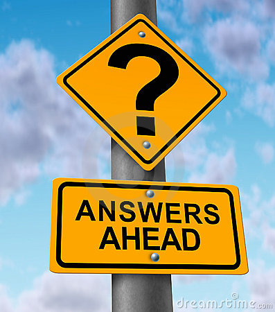 Answers Ahead