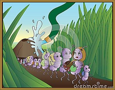 Ant Exodus