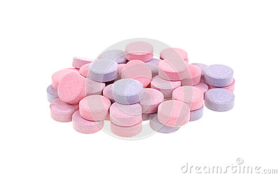 Antacid Tabs Berry Flavored
