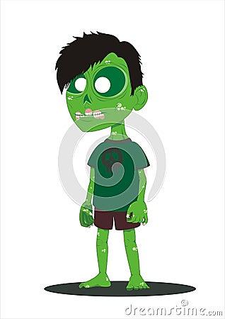 Antagonist Zombie