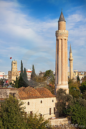 Antalya mosque