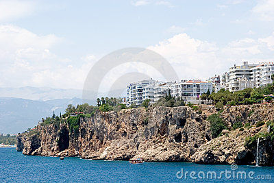 Antalya scenery