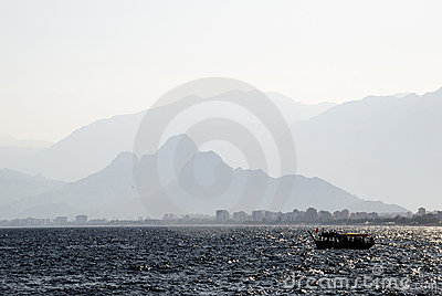 Antalya Seascape (Turkey)