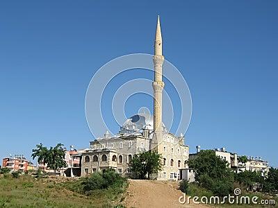 Antalya, Turkey, Minaret