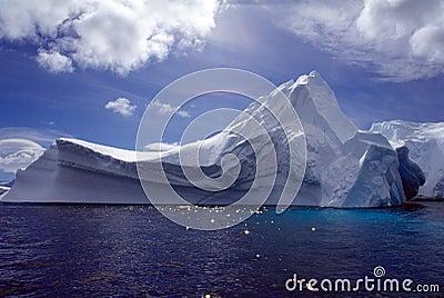 Antarctic iceberg
