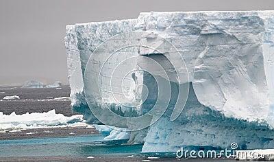 Antarctic Icebergs