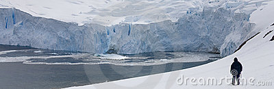 Antarctica - Adventure Tourist - Graham Island