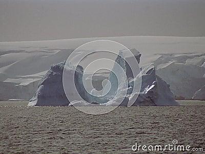 Antarctica ice berg