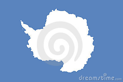 Antarctica official flag