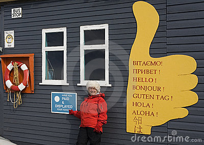 Antarctica - Vernadsky Scientific Base