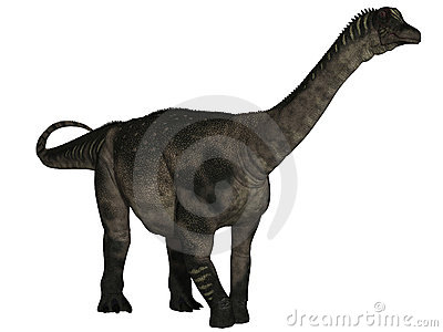 Antarctosaurus - 3D Dinosaur