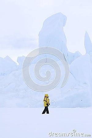 Antarktischer Tourismus