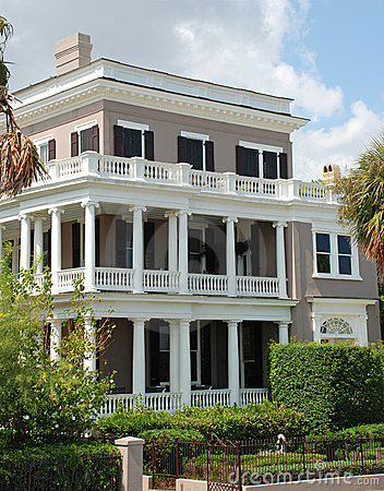 Antebellum Home Southern United States 14