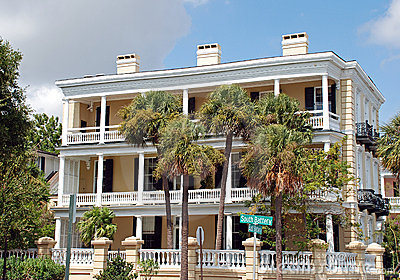 Antebellum Home Southern United States