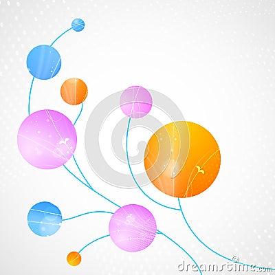 Antecedentes abstractos del círculo.