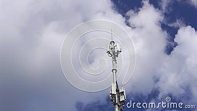 Antena de las comunicaciones metrajes