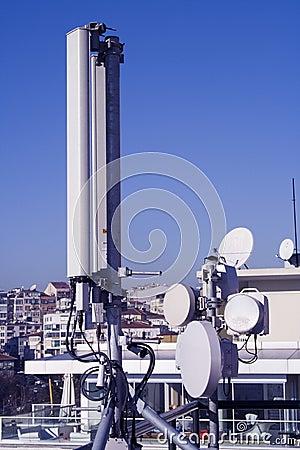 Free Antenna Stock Image - 1763981