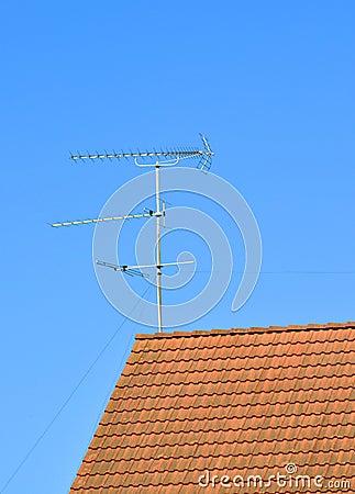 Free Antenna Royalty Free Stock Image - 21671416