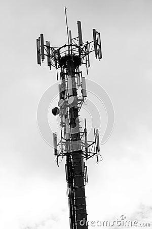 Antenna (B&W)