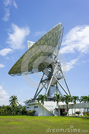 Antenna disc