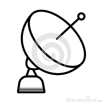 Free Antenna Icon Vector Royalty Free Stock Images - 125892379