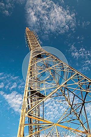 Free Antenna Tower Royalty Free Stock Photo - 30466055