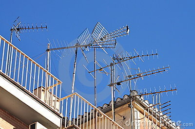 Antennas at Home