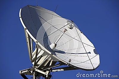 antenne parabolique parabolique image stock image 23357301. Black Bedroom Furniture Sets. Home Design Ideas