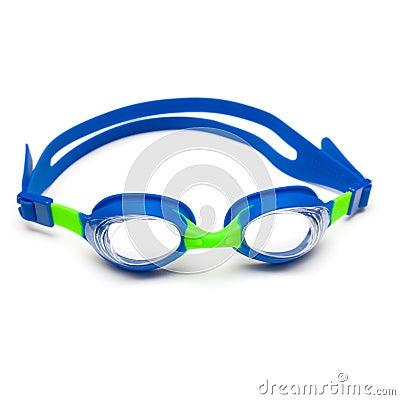 Anteojos de la nadada
