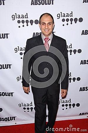 Anthony Azizi Editorial Photo