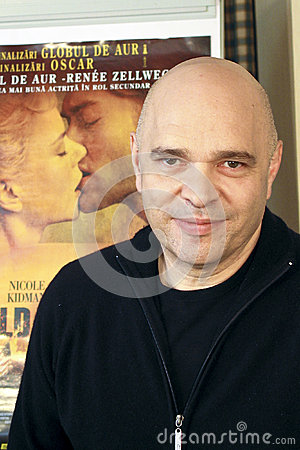 Anthony Minghella Editorial Stock Photo