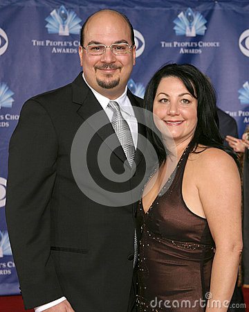 Anthony Zulker and wife  Editorial Photo