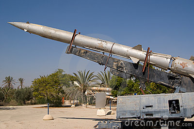 Anti-aircraft air missile