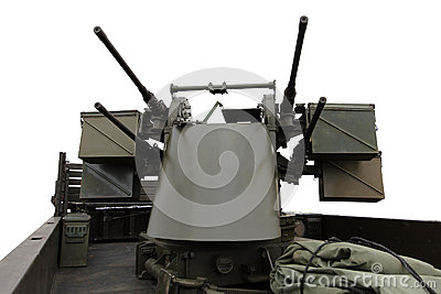 Anti Aircraft Guns