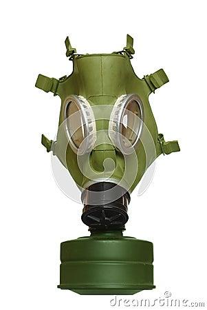 Anti gas mask