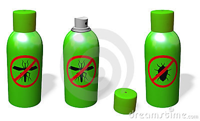 Anti-mosquito spray