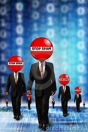 Anti spam agents