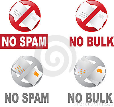 Anti spam and Bulk Mail