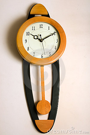Antic Pendulum Wall Clock
