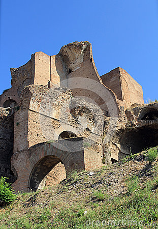 Antic Ruin
