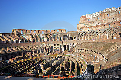 Antic theater (Colosseo)