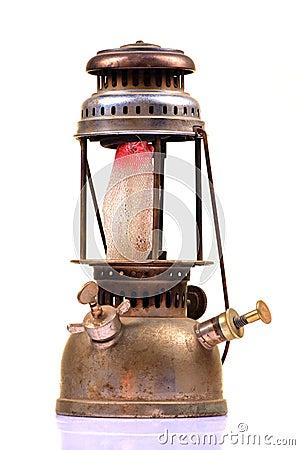 Antieke Gaslamp Stock Foto's - Beeld: 16843563
