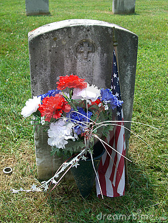 Antietam Cemetary Grave