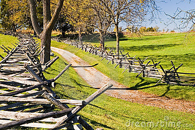 Antietam Civil War Battle Site