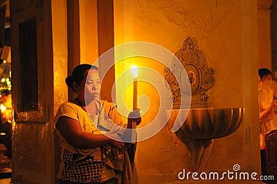 Antigua in Philippines Editorial Stock Image