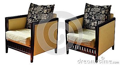 Antik asia sofa
