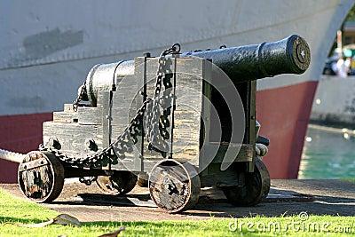 Antik canonskärm