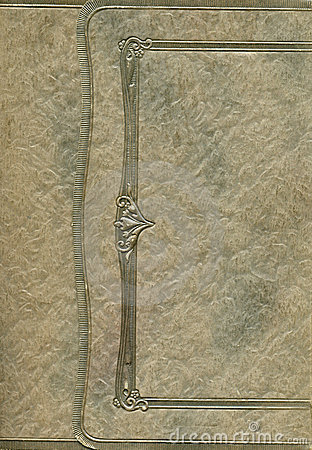 Antike Fotofeldabdeckung