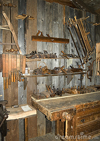 Antike Werkstatt